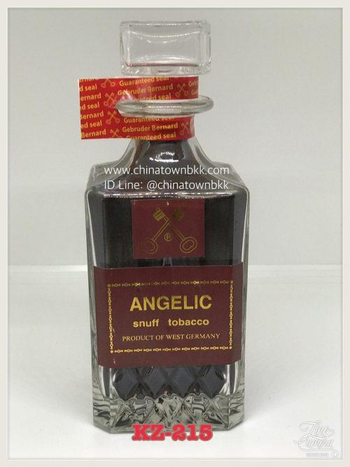 ยานัตถุ์เยอรมัน แองเจลลิก Angelic Snuff Tobacco